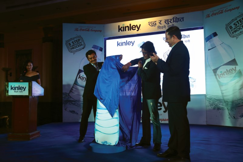 Coca-Cola launches its renowned water brand Kinley in Nepal