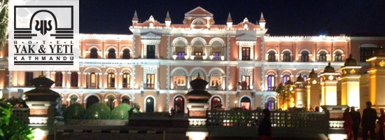Hotel Yak Yeti Has A Comprehensive Business Centre And Is The First In Kathmandu Offering Much Sought After Exclusive Executive Floor Club